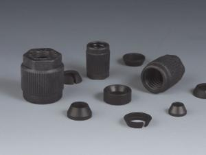 Laboratory screw joints EX, with GL thread, BOLA