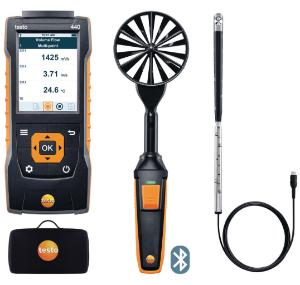 testo 440 Air Flow Combo Bluetooth Kit 2
