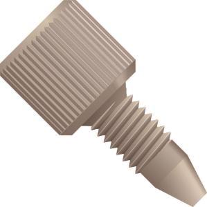 HPLC column connectors, finger-tight, Avantor® ACE®