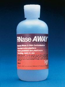 Decontamination solutions, RNase AWAY® and DNA AWAY®