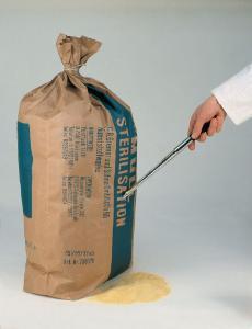 Powder sampler