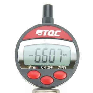Surface profile and coating thickness gauge